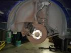 アウディ A4 ブレーキ修理